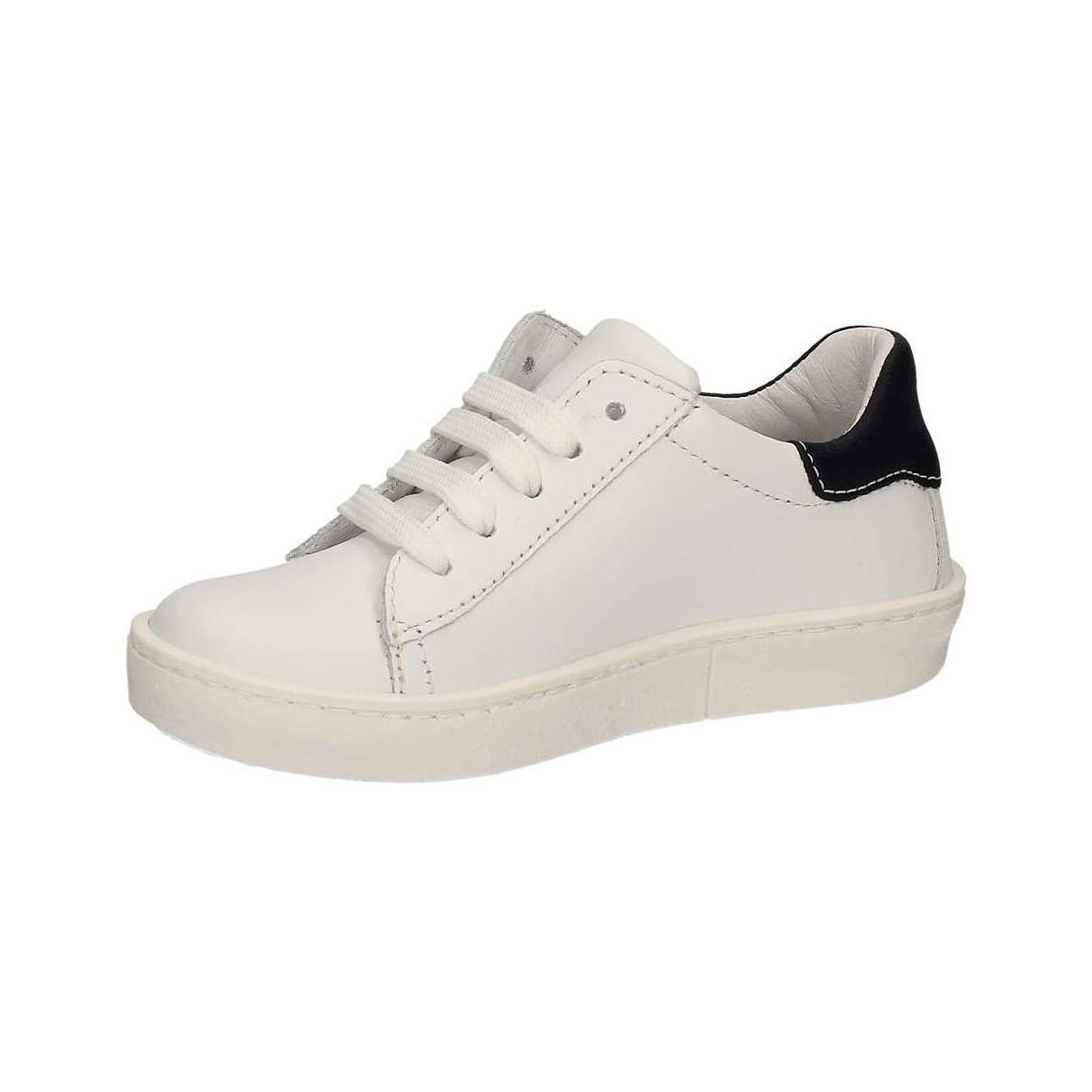 timeless design 40ebf fc3c5 Melania Sneakers Bambino Bianco