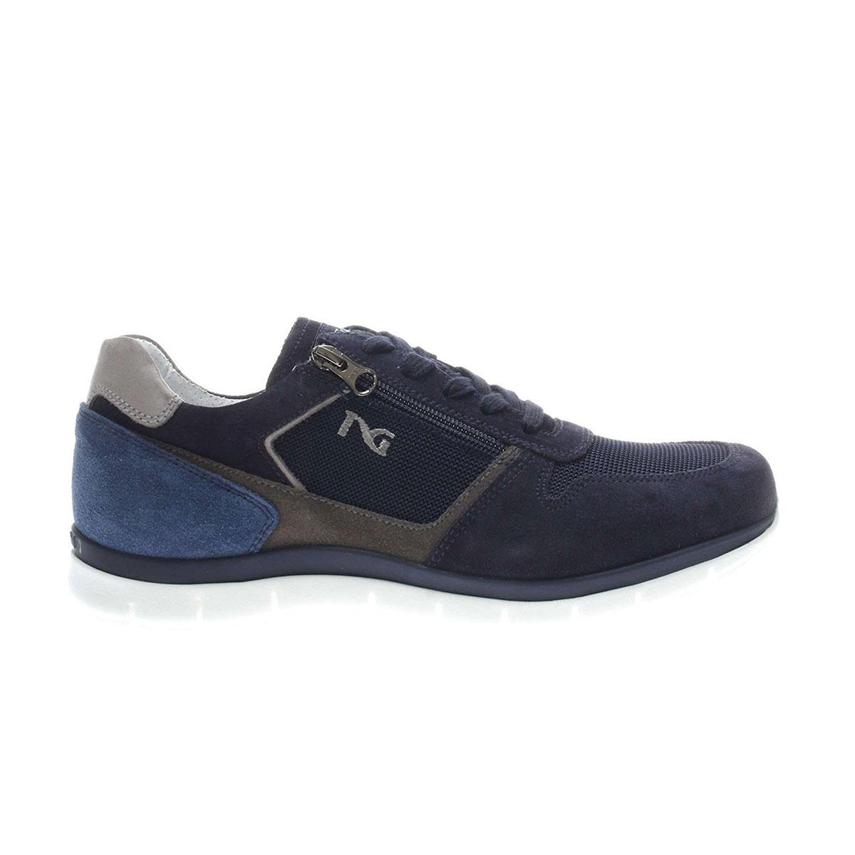Nero Giardini Scarpe Uomo Blu • Jobcalzature - negozio dedicato alla ... 2a397bf15f5