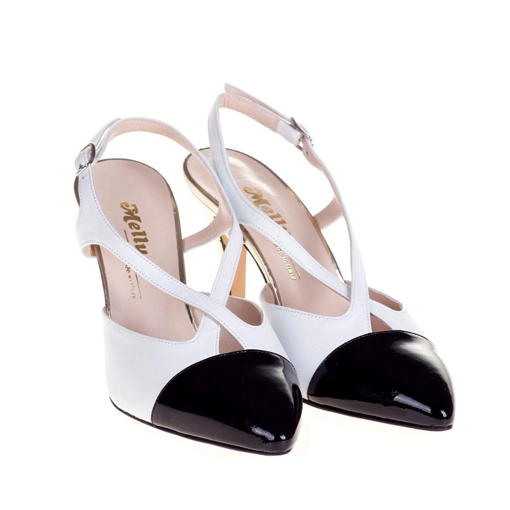 2dcb6ff31c Scarpe Donna Melluso Chanel in Vernice • Jobcalzature - negozio ...