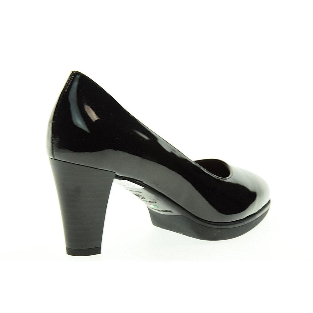 8ee608caea4861 Scarpe Elegante Donna Vernice NeroGiardini • Jobcalzature - negozio ...
