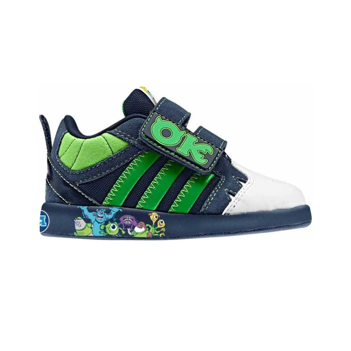 Adidas Bimbo Disney Monsters Blu