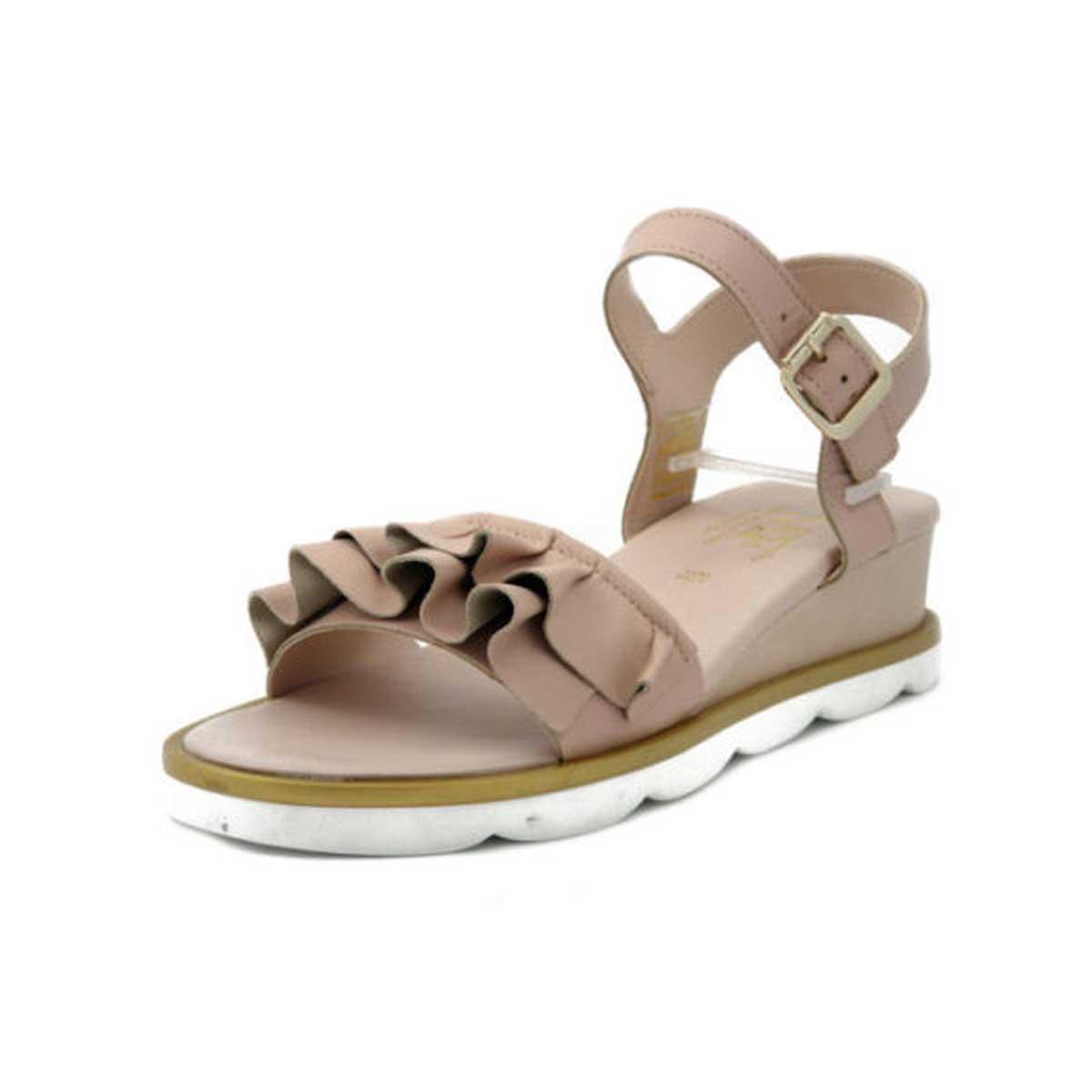 Sandalo Donna Mercante di Fiori Cipria • Jobcalzature - negozio ... 189f7abe5f2