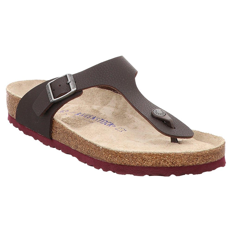 Uomo Birkenstock Espresso Sandalo Sandalo Uomo Birkenstock f6b7ygY