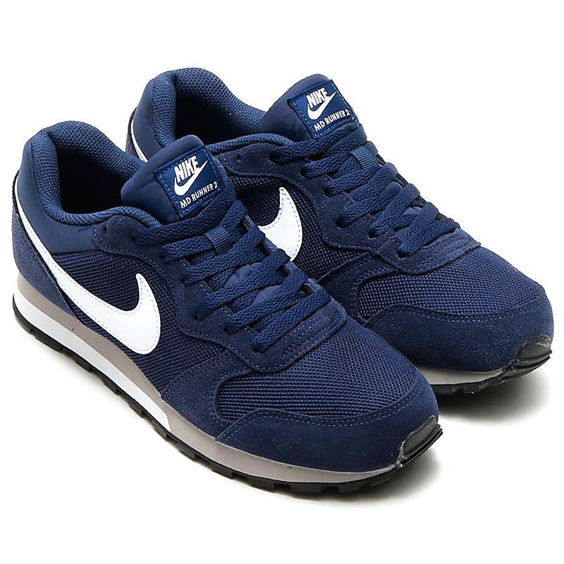 buy online 6426d 23c55 Scarpa Nike Uomo Md Runner Blu