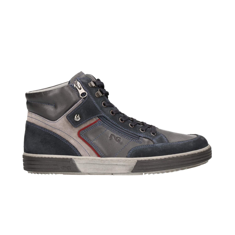 Nero Giardini Scarpa Uomo Sneakers Blu