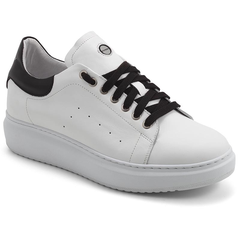 Exton Uomo Sneaker Bianco