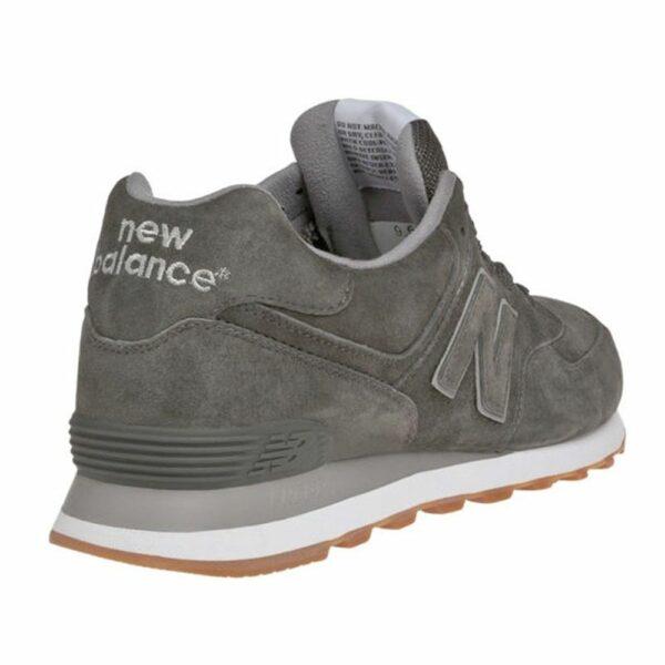new balance uomo grigio scuro